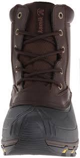 mens waterproof motorcycle boots amazon com kamik men u0027s hawksbay boot snow boots