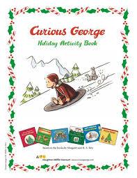the 25 best curious george christmas ideas on pinterest curious