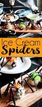 easy ice cream spiders the pinning mama