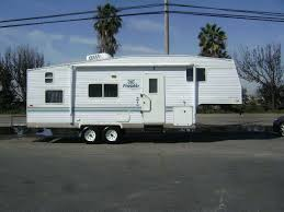 Prowler Camper Floor Plans By Fleetwood Prowler Rvs For Sale