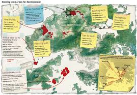 Zhuhai China Map by Hong Kong Minister Dispels Land Lease Concerns When Deal Securing