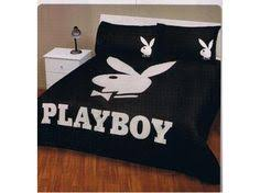 Playboy Bunny Comforter Set Playboy Mansion Playboy Home Collection U0027bunny U0027 King Bed Quilt