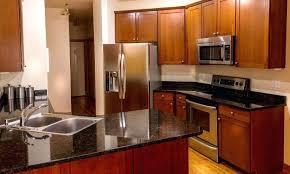 How To Modernize Kitchen Cabinets Restain Kitchen Cabinets Before And After How To Redo Kitchen