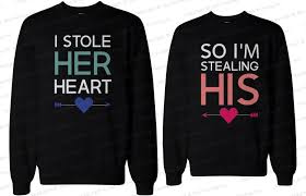 his and hers items his and matching sweatshirts i and 50 similar items