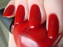 sinful colors professional nail polish ruby ruby 0 5 fl oz