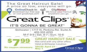 haircut specials at great clips great clips any haircut coupon trendy hairstyles in the usa