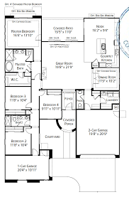 Mattamy Homes Floor Plans by Verbena 5521 Eastmark