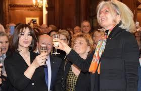 consolato d italia parigi festa di inizio anno ospite consolato