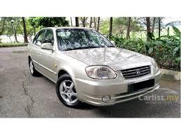 hyundai accent s hyundai accent 2006 rx s 1 5 in kuala lumpur automatic sedan gold
