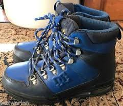 s shoes and boots size 9 dc shoes miner boots size s 9 blue subaru special fitting