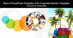 attractive templates for ppt best of powerpoint templates with corporate identity templates entheos