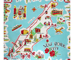 New York District Court Map by Maps Of New York Detailed Map Of New York City Tourist Map