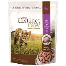 nature u0027s variety grain free instinct raw bites frozen food diets