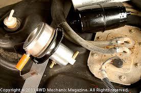 jeep grand fuel pressure regulator moses ludel s 4wd mechanix magazine jeep fuel pressure