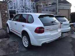 used 2010 porsche cayenne certified foreign used 2010 porsche cayenne magnum turbo naija