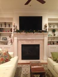 above fireplace tv mount down and out mount page 2 mtbr com