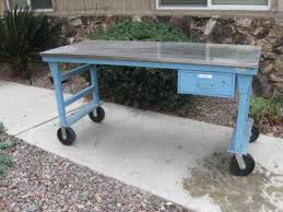 Keter Folding Work Table Bench Mate With 2 Clamps Work Bench Home U0026 Garden Ebay