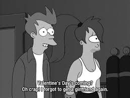 Fry Meme - phillip fry meme valentines day gif wifflegif