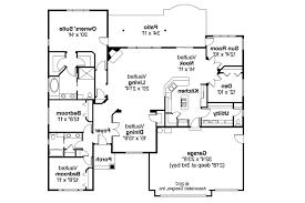 georgian home floor plan