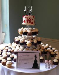 wedding cupcakes wedding cupcake towers by bakeshop in philadelphia