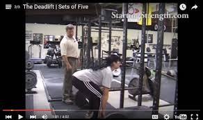 Starting Strength Bench Press Videos Starting Strength