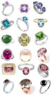 coloured engagement rings images Best 25 coloured engagement rings ideas non jpg