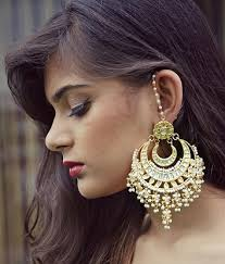 big ear rings 9 beautiful designer big earrings for women styles at