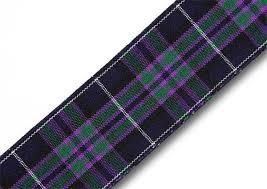 tartan ribbon purple tartan ribbon tartan ribbon the world s premier tartan