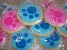 blues clues cookies close up of the matching cookies for t u2026 flickr