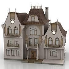 house 3d model free 3d models