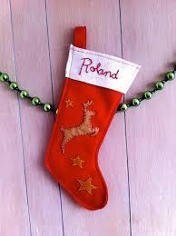 Homemade Christmas Stockings by Make Homemade Felt Stockings House Of Colour