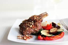 jamie oliver u0027s stuffed rack of lamb cooking in sens