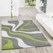 Wohnzimmer Lila Grau Teppich Grau Grün Weiß Wohnzimmer Teppiche Modern Mit
