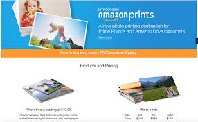 5x7 Photo Book Amazon Undercuts Rivals With Launch Of New Photo Printing Service