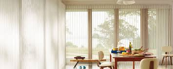 Curtain World Penrith Luminette Privacy Sheers Vertical Window Blinds Luxaflex