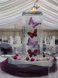 butterfly centerpieces brilliant butterfly wedding table decorations 1000 ideas about