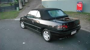 cabriolet peugeot 1995 peugeot 306 cabriolet gold coast