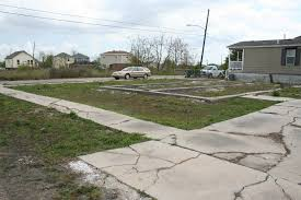 Ninth Ward New Orleans Map by The Debate Over Making It Right In The Lower Ninth Ward Archdaily