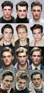 men growing hair out stages men s hairstyle trends from london collections ahmedabad fashion