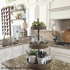 kitchen island decorative accessories storage friendly accessory trends for kitchen countertops