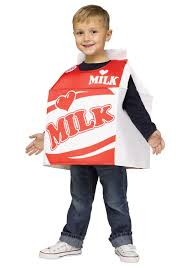 m m halloween costumes for toddlers child cookies and milk costume