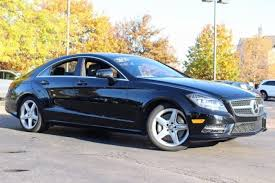 2014 mercedes cls550 4matic used 2014 mercedes cls for sale dublin oh