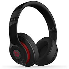amazon com beats studio wireless over ear headphone titanium