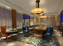 interior luxury residential interior design alongside large