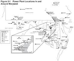 Map Of Nuclear Power Plants In The Usa by Energy 101