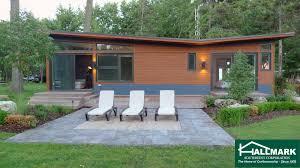 contemporary homes modular homes manufactured homes hallmark