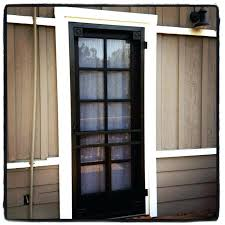 Sliding Screen Patio Doors Sliding Screen Door For Garage Patio Door Medium Size Of Garage