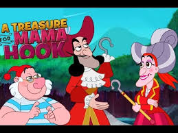 jake neverland pirates game episode treasure