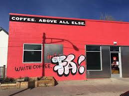 Be Blind For A Day Denver U0027s Ink Coffee Shop Vandalized A Day After Joking About