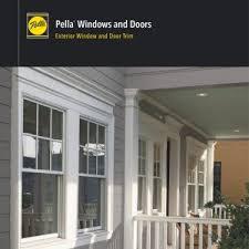 Home Design Windows And Doors Exterior Pella Wood Clad Windows And Pella Windows For Your Home